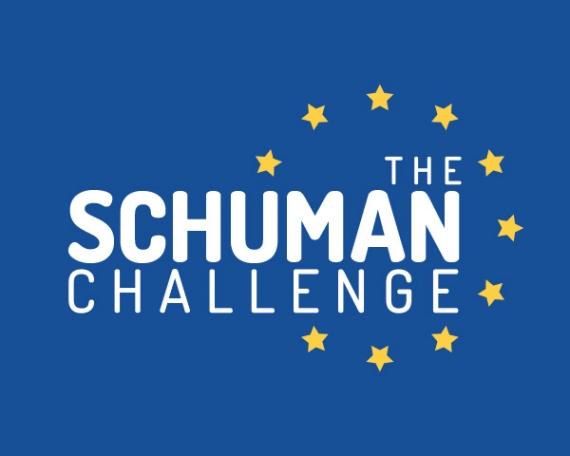 The Schuman Challenge Logo