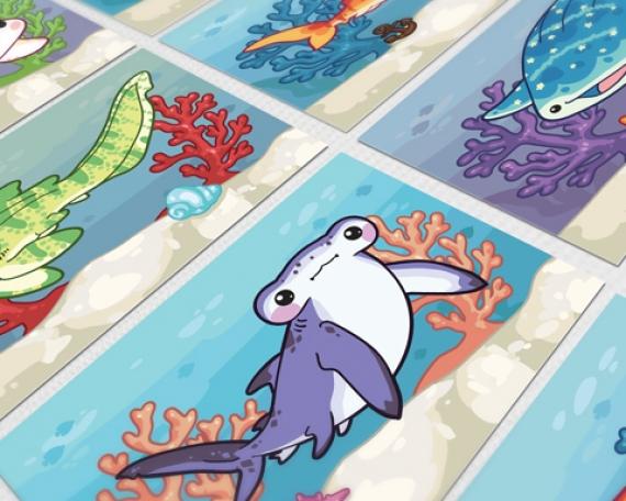 Shark Characters