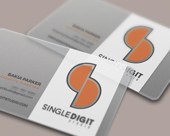 SingleDigit Studio Branding